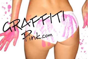 graffitipink