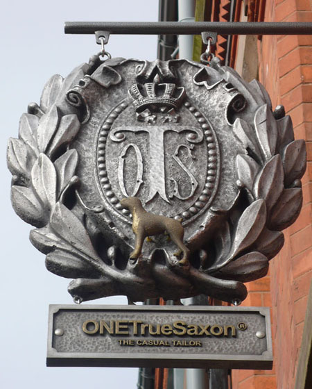 ONETrueSaxon_logo