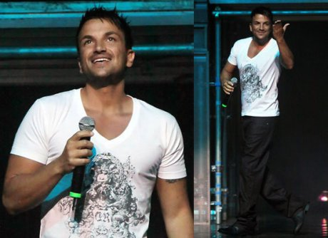 Deviant Peter Andre