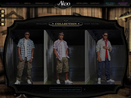 Akoo Clothing Fall Collection